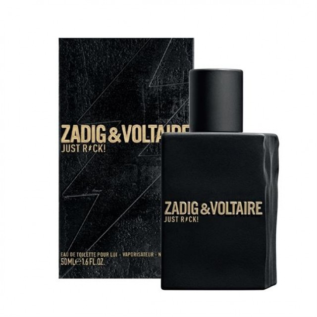 Zadig Voltaire Just Rock Erkek Edt 50ML