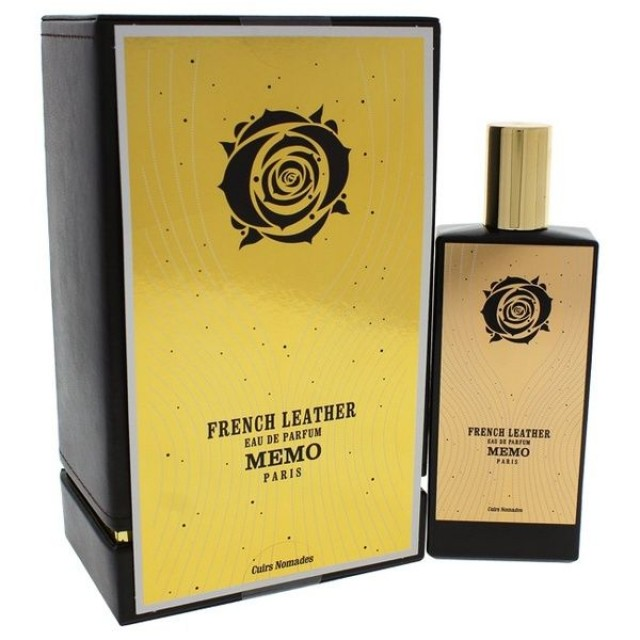 Memo French Leather 75ML Unisex Tester Parfüm