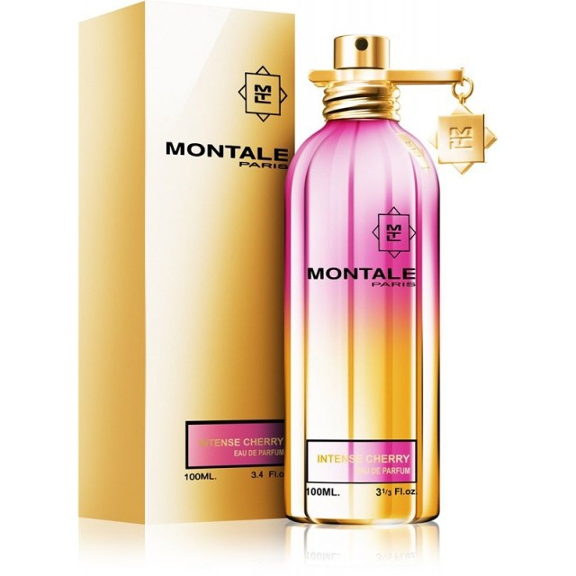 Montale Paris Intense Cherry EDP 100ML Bayan Tester Parfüm