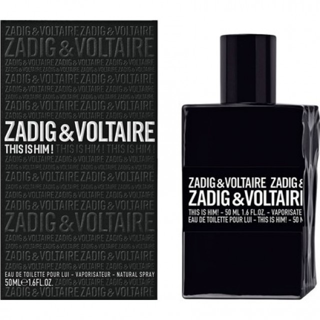 Zadig Voltaire This Is Hım Erkek Edt 100ML