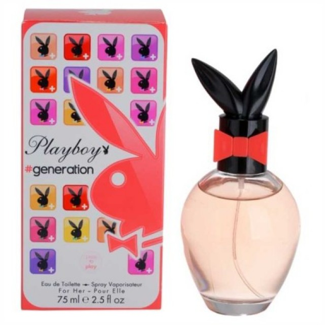 PLAYBOY GENERATION BAYAN EDT 75ML