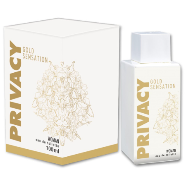 Privacy Gold Sensation Bayan Edt 100ML