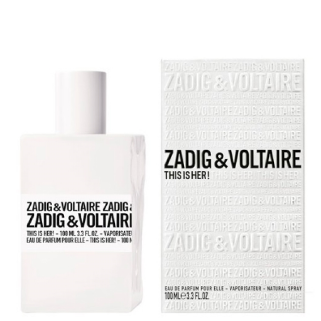 Zadig Voltaire This Is Her Bayan Edp 100ML