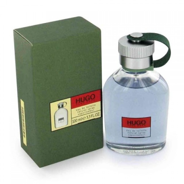 Hugo Boss Man Green Matara EDT 150ML Erkek Tester Parfüm