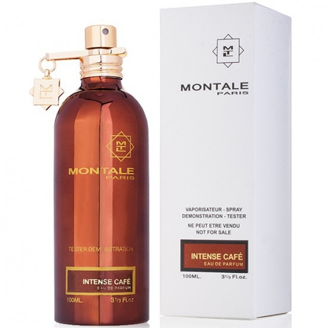Montale Paris Intense Cafe EDP 100ML Bayan Tester Parfüm