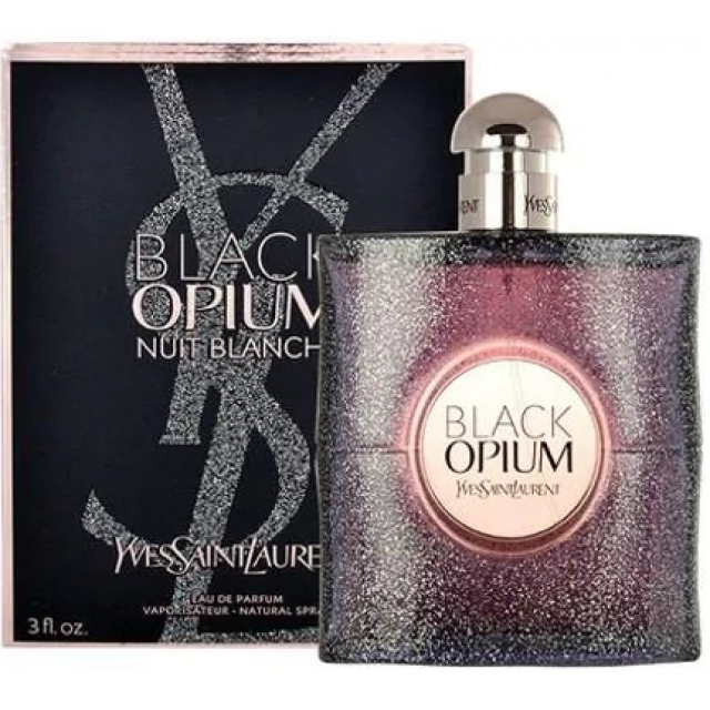 Yves Saint Laurent Black Opium Nuit Blanc Bayan Edp 90ML