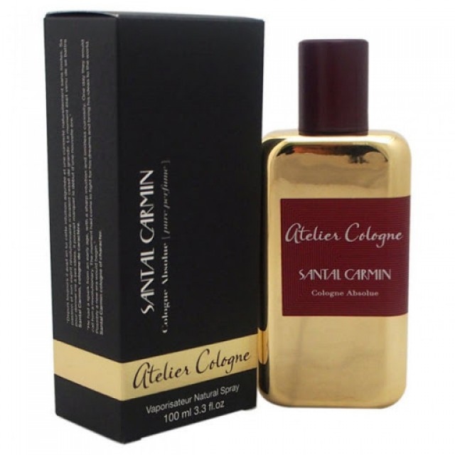 Atelier Cologne Santal Carmin Cologne Absolue Edp 100ML Unisex Tester Parfüm