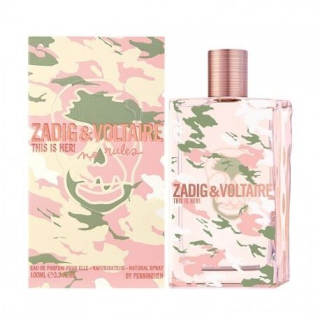 Zadig Voltaire No Rules Capsule Bayan Edp 100ML